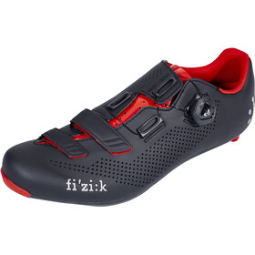 Fizik R4B Racing Bike Shoes Men black/red